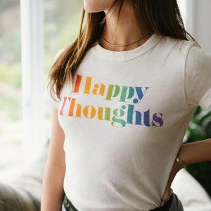 Chaser Happy Thoughts T-shirt